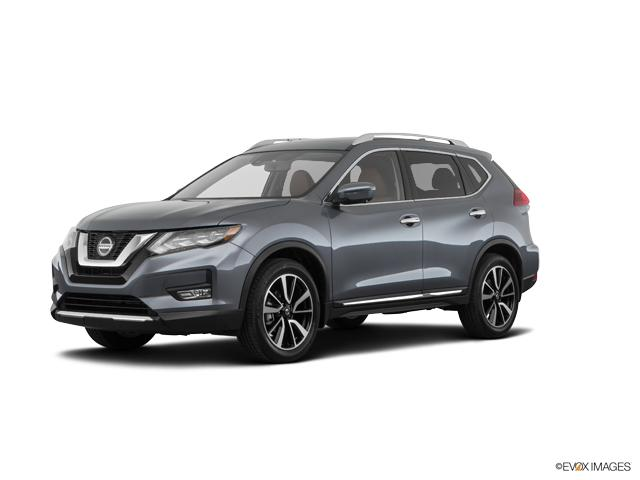 2018 Nissan Rogue Vehicle Photo in Greensboro, NC 27405