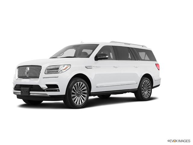 2018 LINCOLN Navigator L Vehicle Photo in Cary, NC 27511