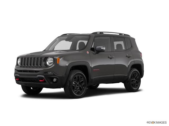 2018 Jeep Renegade Vehicle Photo in San Angelo, TX 76901