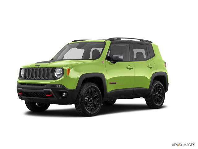 2018 Jeep Renegade Vehicle Photo in Anchorage, AK 99515
