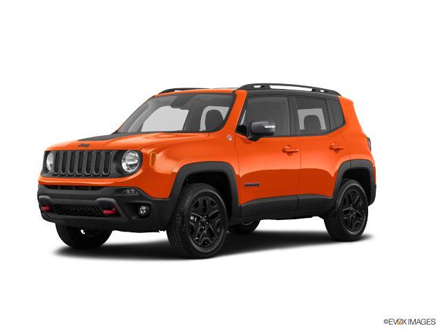 2018 Jeep Renegade Vehicle Photo in Saginaw, MI 48609