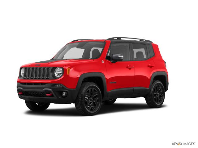 2018 Jeep Renegade Vehicle Photo in Augusta, GA 30907