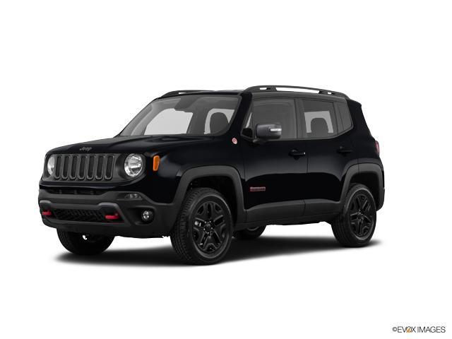 2018 Jeep Renegade Vehicle Photo in Schaumburg, IL 60173