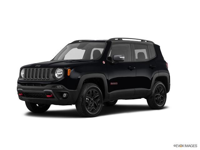 2018 Jeep Renegade Vehicle Photo in Massena, NY 13662