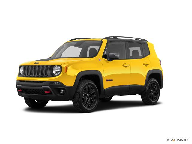 2018 Jeep Renegade Vehicle Photo in Beaufort, SC 29906