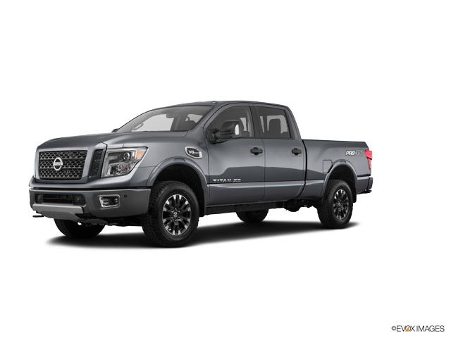 2018 Nissan Titan XD Vehicle Photo in Temple, TX 76502