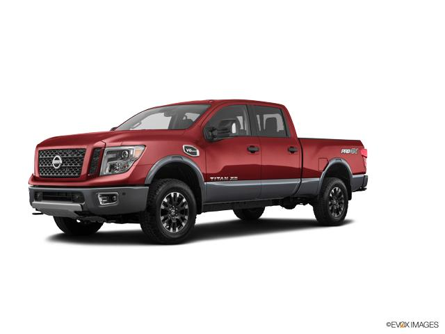 2018 Nissan Titan XD Vehicle Photo in Bedford, TX 76022