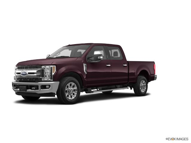 2018 Ford Super Duty F-250 SRW Vehicle Photo in San Angelo, TX 76903