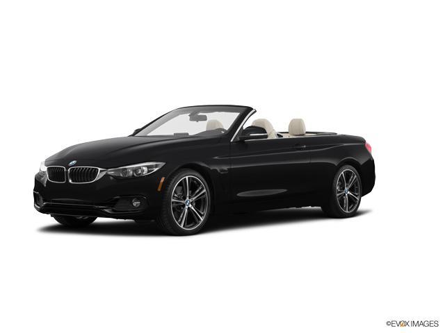 New 2019 Bmw 430i Black Sapphire Metallic Car For Sale