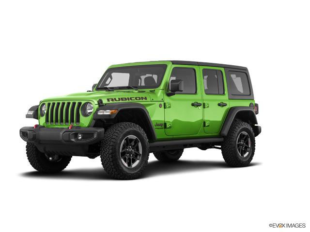 2018 Jeep Wrangler Unlimited Vehicle Photo in Florence, AL 35630