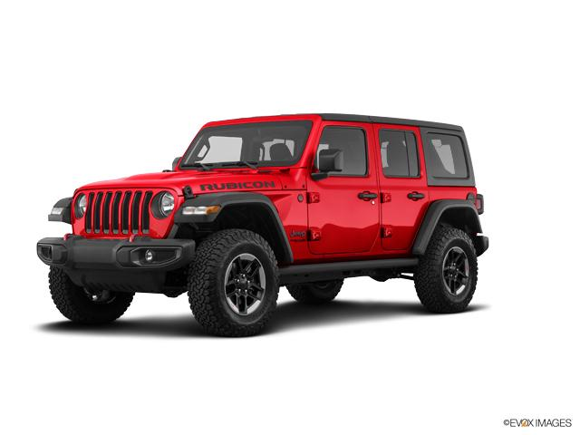 2018 Jeep Wrangler Unlimited Vehicle Photo in Augusta, GA 30907