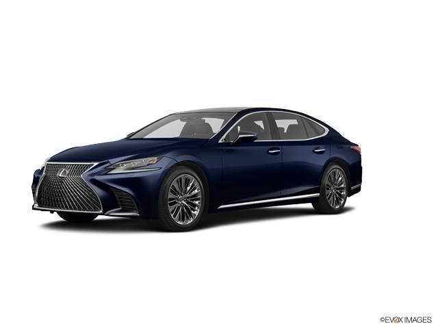 2018 Lexus LS 500 Vehicle Photo in Houston, TX 77546