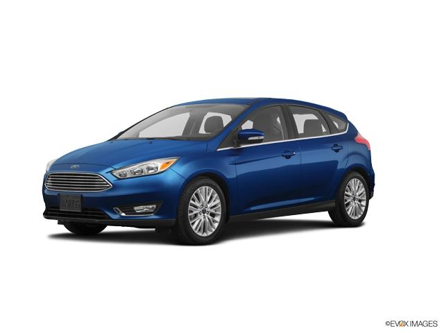 2018 Ford Focus Vehicle Photo in Colorado Springs, CO 80905