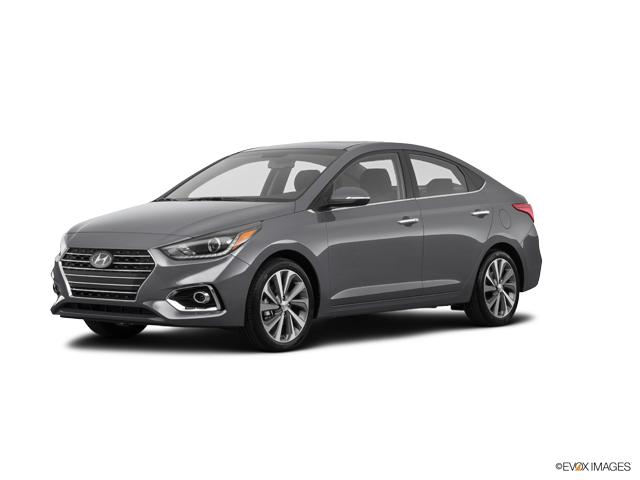 2018 Hyundai Accent Vehicle Photo in Spokane, WA 99207