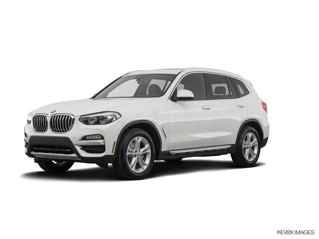 2019 BMW X3 sDrive30i Vehicle Photo in Safford, AZ 85546