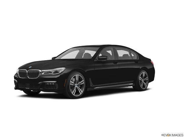 2019 BMW 750i Vehicle Photo in Tulsa, OK 74133