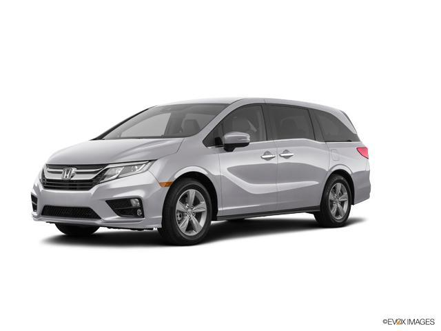 2019 Honda Odyssey Vehicle Photo in Tulsa, OK 74133
