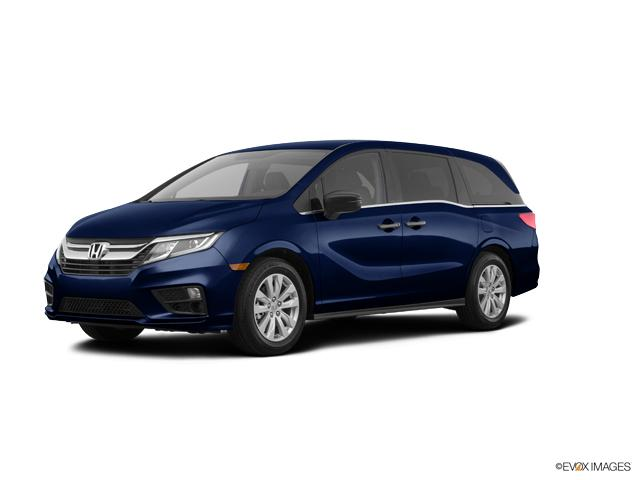 2019 Honda Odyssey Vehicle Photo in Greenville, NC 27834