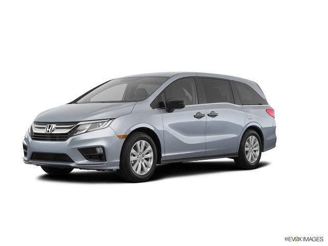 2019 Honda Odyssey Vehicle Photo in Manassas, VA 20109