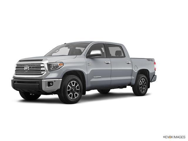 2018 Toyota Tundra 4WD Vehicle Photo in Odessa, TX 79762