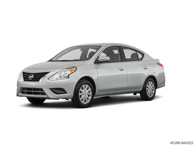 2018 Nissan Versa Sedan Vehicle Photo in Englewood, CO 80113