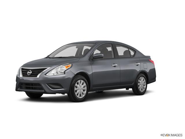 2018 Nissan Versa Sedan Vehicle Photo in Shreveport, LA 71105