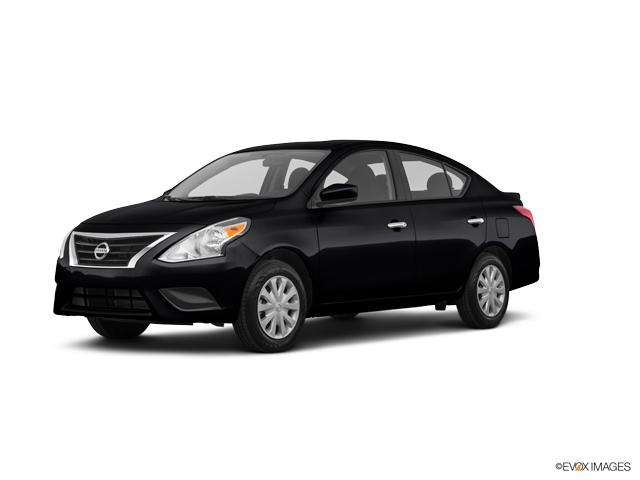 2018 Nissan Versa Sedan Vehicle Photo in Edinburg, TX 78539
