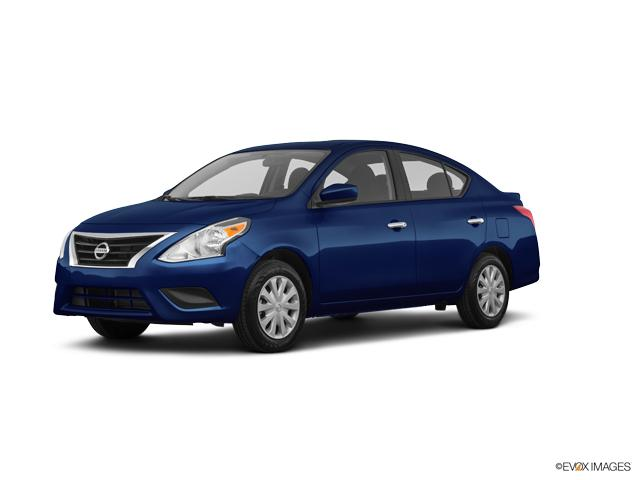 2018 Nissan Versa Sedan Vehicle Photo in Palos Hills, IL 60465