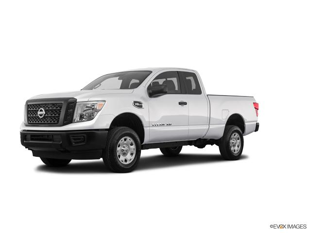 2018 Nissan Titan XD Vehicle Photo in Springfield, MO 65807
