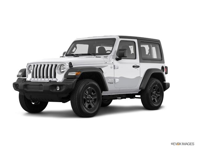 2018 Jeep Wrangler Vehicle Photo in Wesley Chapel, FL 33544