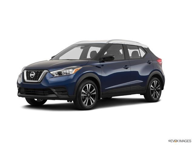 2018 Nissan Kicks Vehicle Photo in Edinburg, TX 78539