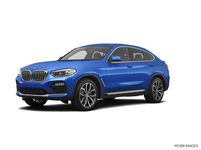 2019 BMW X4 M40i Vehicle Photo in Chapel Hill, NC 27514