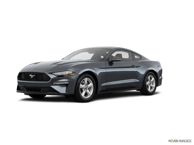 2019 Ford Mustang Vehicle Photo in Lake Bluff, IL 60044