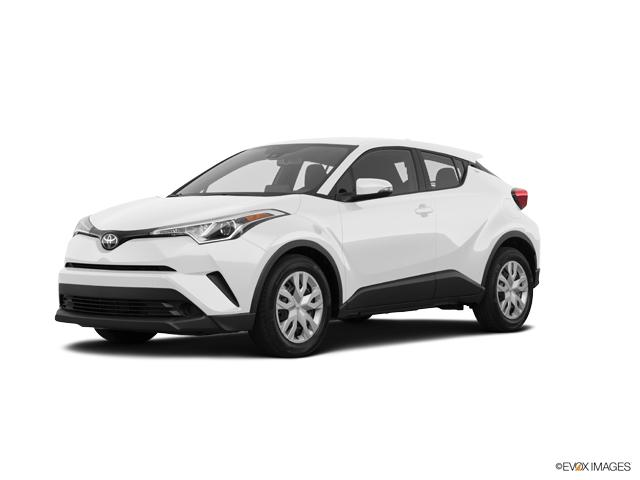 2019 Toyota C-HR Vehicle Photo in Richmond, TX 77469