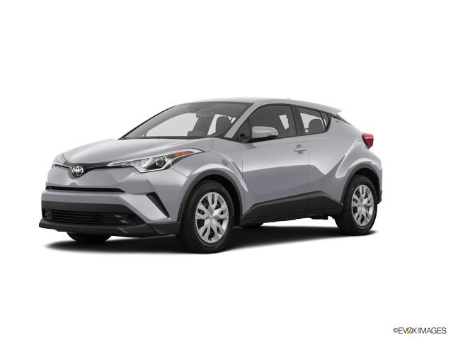 2019 Toyota C-HR Vehicle Photo in Owensboro, KY 42302
