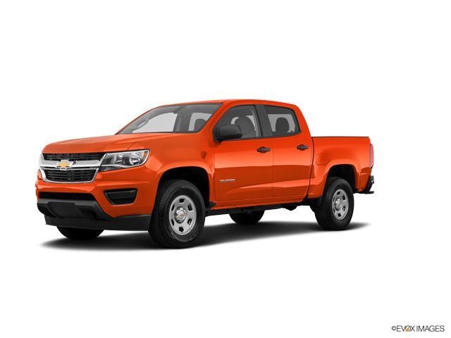 2019 Chevrolet Colorado Vehicle Photo in Greeley, CO 80634