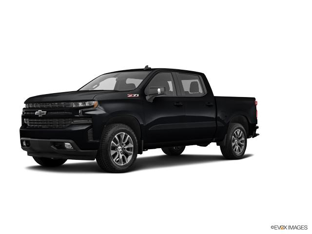 Used Trucks For Sale In Ct >> 2019 Black Chevrolet Silverado 1500 Used Truck For Sale At
