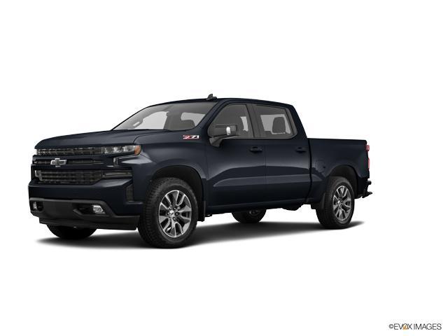 New 2019 Shadow Gray Metallic Chevrolet Silverado 1500 Crew Cab