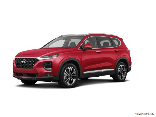 2019 Hyundai Santa Fe Vehicle Photo in Owensboro, KY 42303