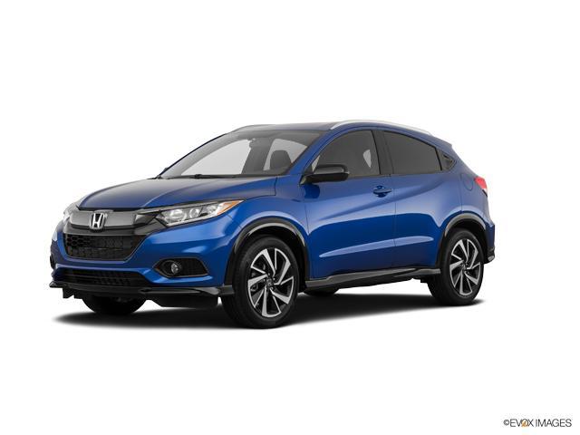 2019 Honda HR-V Vehicle Photo in Oshkosh, WI 54904