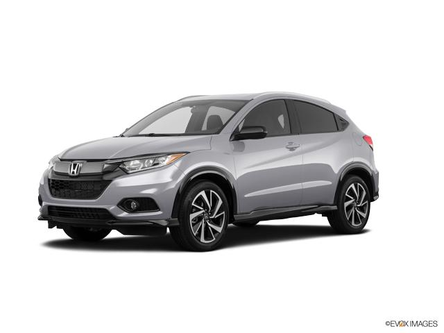 2019 Honda HR-V Vehicle Photo in Greenville, NC 27834