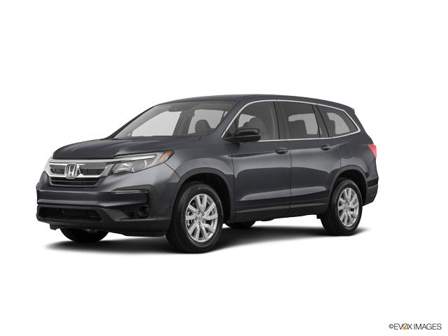 2019 Honda Pilot Vehicle Photo in Woodbridge, VA 22191
