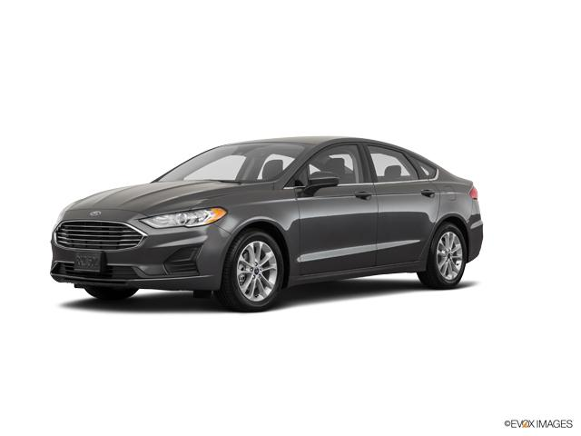 2019 Ford Fusion Vehicle Photo in Neenah, WI 54956-3151