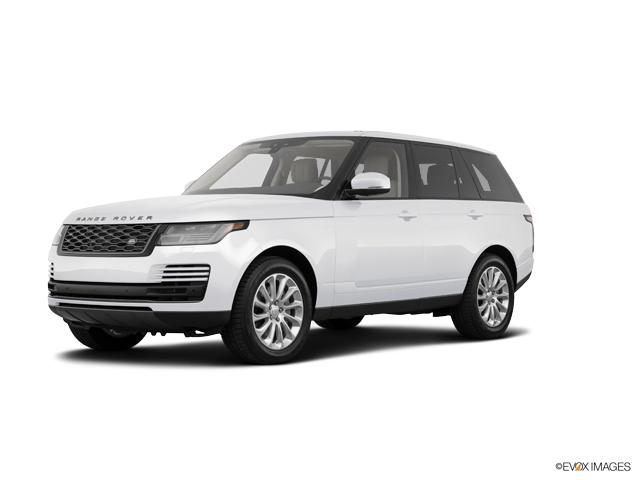 2019 Land Rover Range Rover Vehicle Photo in Charlotte, NC 28227