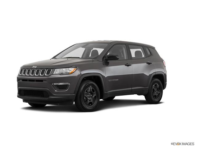 2019 Jeep Compass Vehicle Photo in Selma, TX 78154