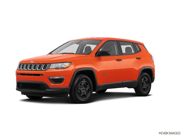2019 Jeep Compass Vehicle Photo in San Angelo, TX 76901