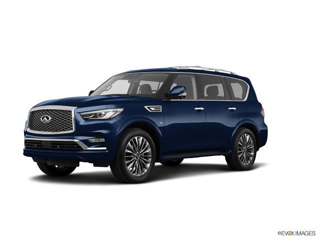 2019 INFINITI QX80 Vehicle Photo in Baton Rouge, LA 70809