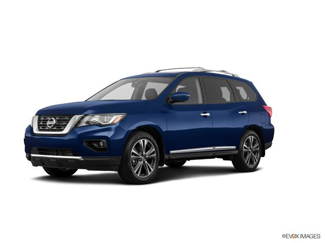 2019 Nissan Pathfinder Vehicle Photo in Appleton, WI 54913