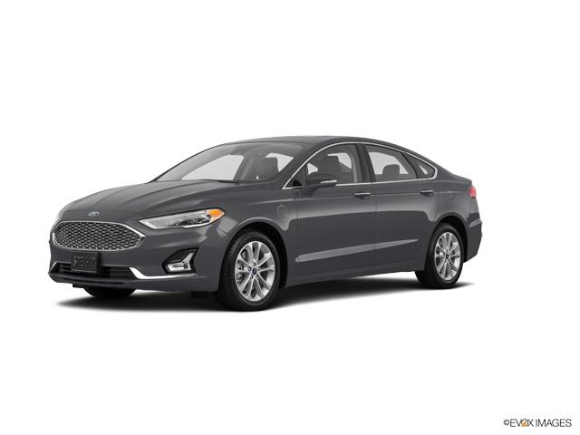 2019 Ford Fusion Energi Vehicle Photo in Colorado Springs, CO 80920