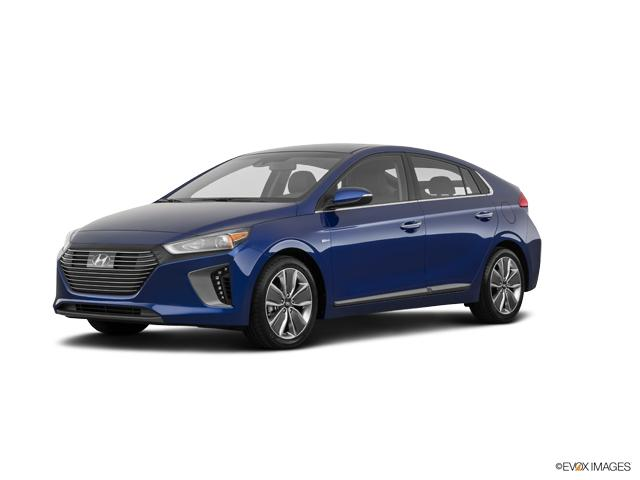 2019 Hyundai IONIQ Hybrid Vehicle Photo in Peoria, IL 61615